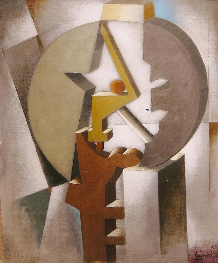 Jordi Amagat pintura y collage es la nueva exposición de Jordi Amagat en la galería de arte Sala Dalmau de Barcelona