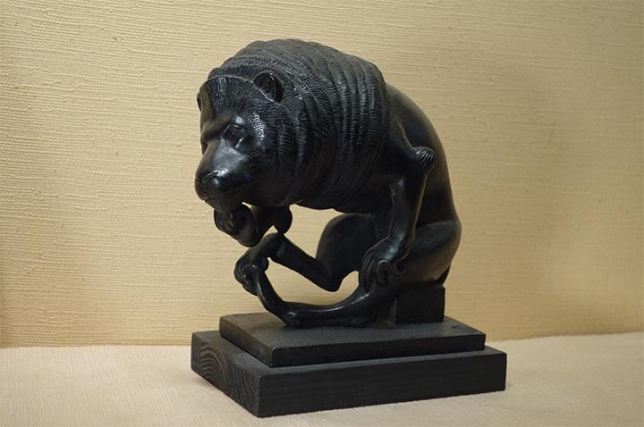 Escultura de Josep Granyer.
