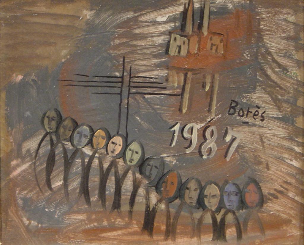 Francisco Bores 6011 g