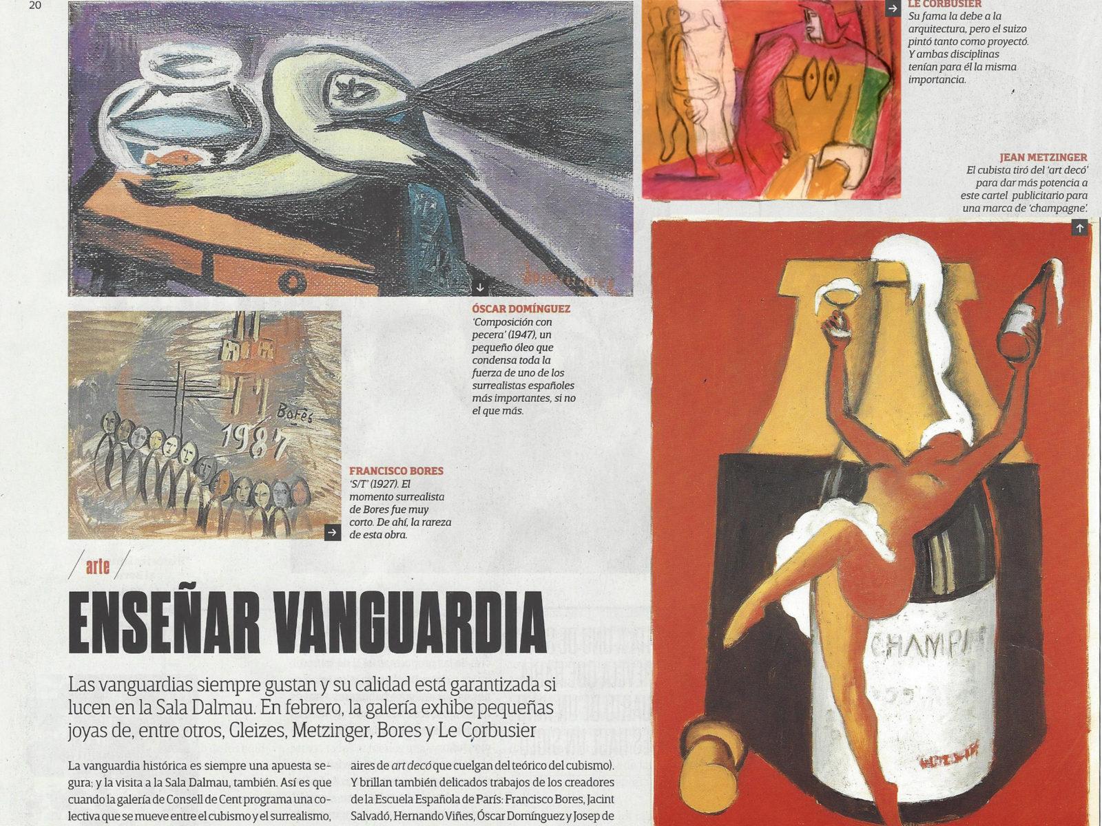 Vanguardias periodico 27-1-17