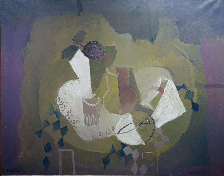 pinturas de Joan Capella