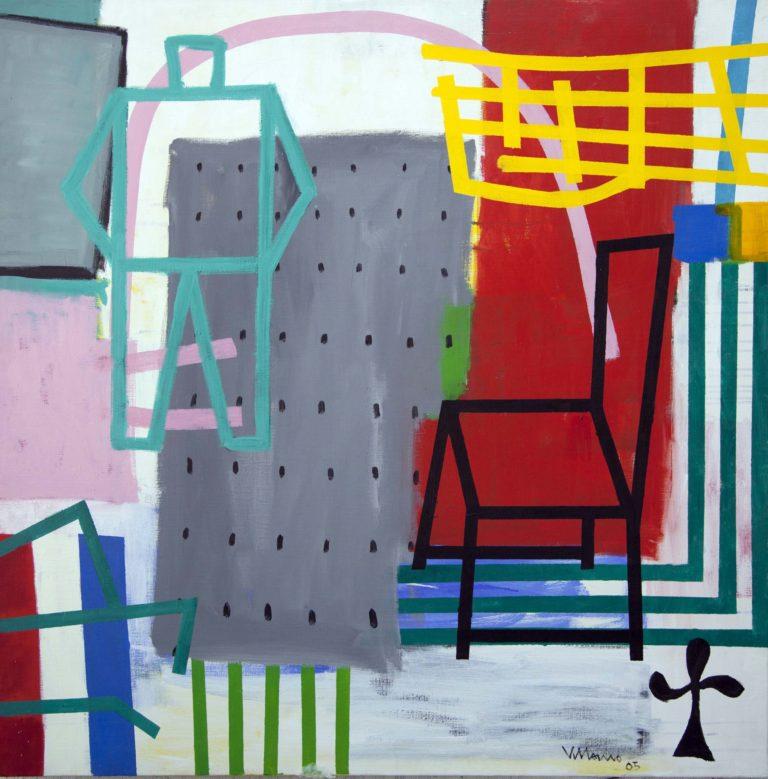 Obra de Miguel Villarino del año 2005