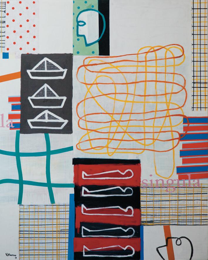 Exposiciones en Barcelona Miguel Villarino