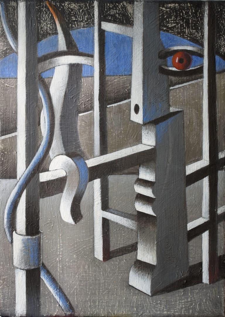 Jordi Amagat Líneas paralelas es la nueva exposición de este artista en nuestra galería