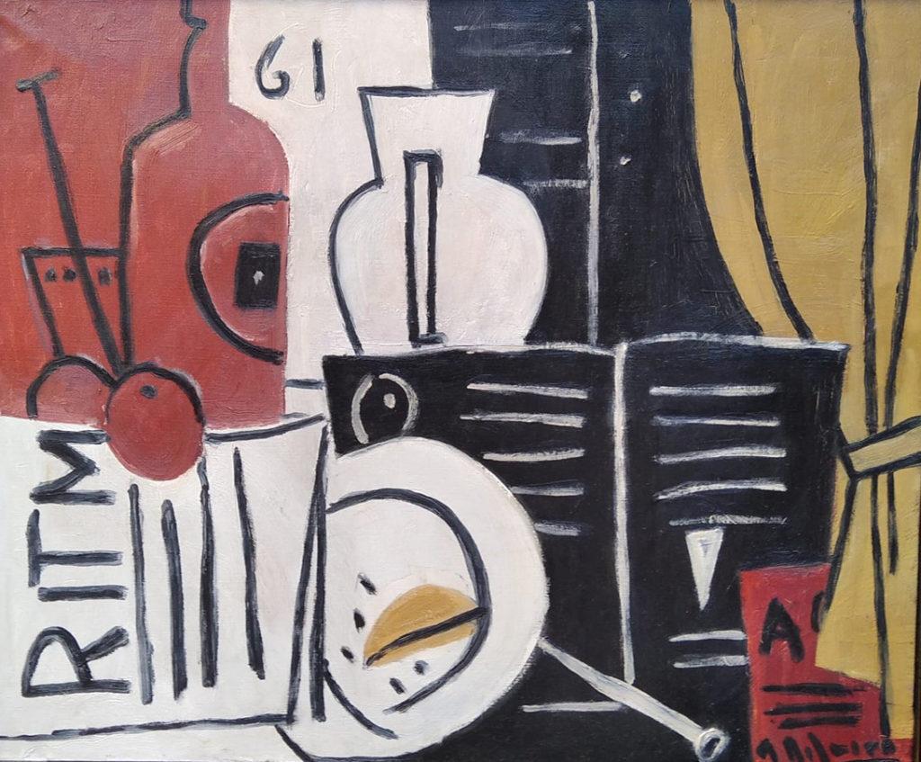 obra de Alceu Ribeiro
