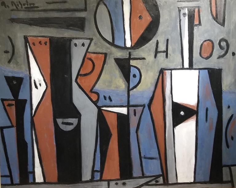 Alceu Ribeiro – Equilibrium and constructivist rhythm